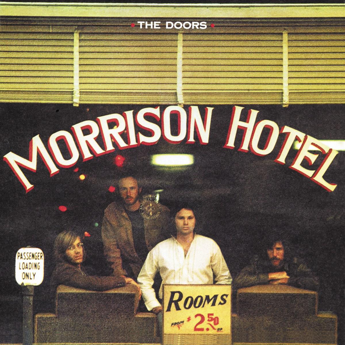 Morrison Hotel SACD