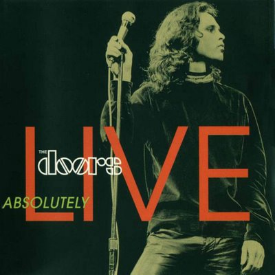 Absolutely Live Cover