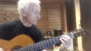 Guitar Lesson with Robby Krieger – Part 4