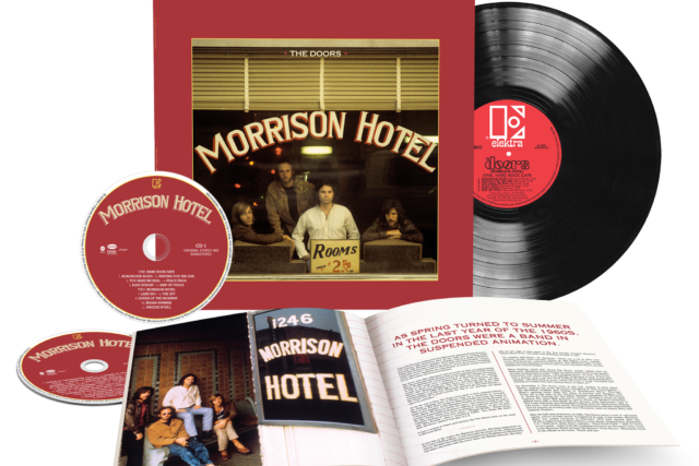 Morrison Hotel 50Th Anniversary Deluxe Edition Now Available For Pre-Order