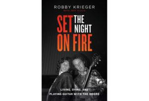 BILLBOARD: The Doors Guitarist Robby Krieger Readies First-Ever Memoir